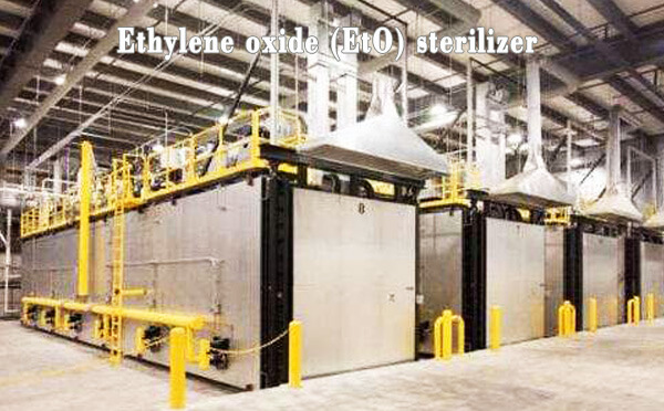 Installation requirements of ethylene oxide sterilizer