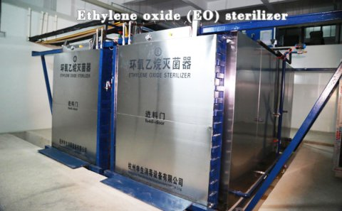 Eo Sterilizer Chamber Features