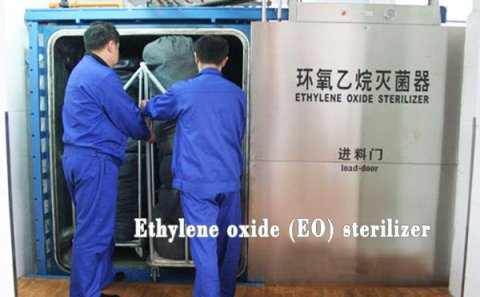 What is the oxirane disinfection