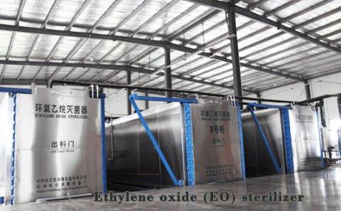 What is ethylene oxide sterilization