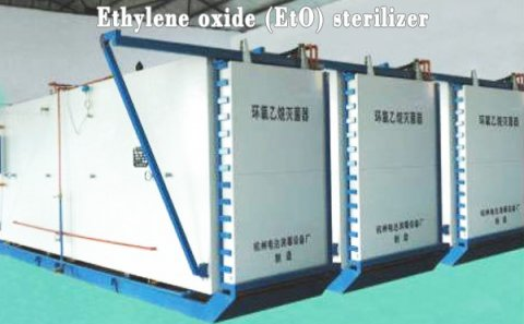Precautions for ethylene oxide sterilization