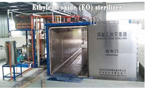 Process of Eo Sterilizer Chamber