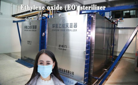 Methods and contents of Sterilization Machine