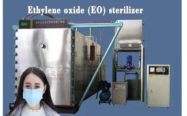 ETO Sterilization Process Using ETO Sterilizer Machine