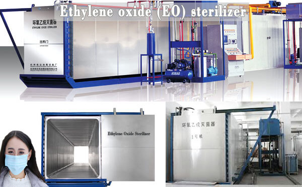 Ethylene oxide sterilizer price
