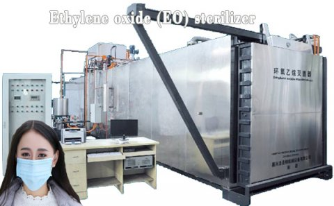 Specification of ethylene oxide sterilizer